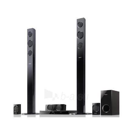 Home theater system Panasonic SC-BTT195EPK Blu-Ray/DVD 5 1 / 3D Full HD /  Viera connect / 1000W / 2xHDMI, 2xUSB