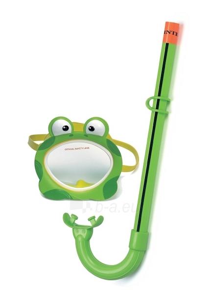 Diving set INTEX Froggy Paveikslėlis 1 iš 3 30085700041