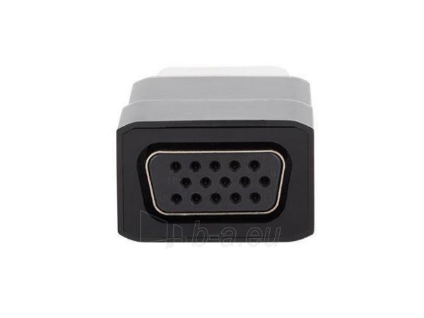 Natec adaptor HDMI-A(M) -> VGA (F), Natec Extreme Media (Blister) Paveikslėlis 3 iš 4 250255081471