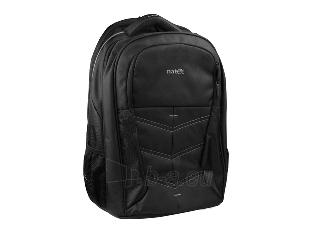 Natec notebook backpack CAMEL 2 Black 15,6 Paveikslėlis 1 iš 6 250256202910