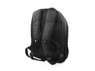 Natec notebook backpack CAMEL 2 Black 15,6 Paveikslėlis 2 iš 6 250256202910