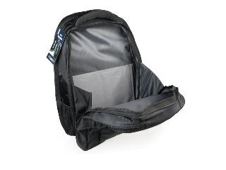 Natec notebook backpack CAMEL 2 Black 15,6 Paveikslėlis 3 iš 6 250256202910