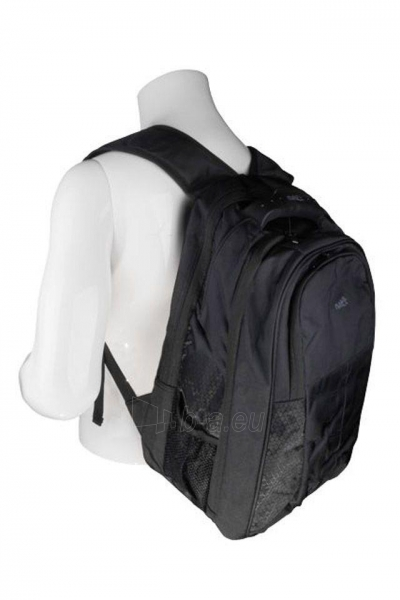 Natec notebook backpack CAMEL 2 Black 15,6 Paveikslėlis 6 iš 6 250256202910