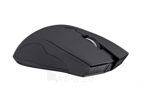 Natec wireless optical mouse BLACKBIRD (1600DPI/nano rec./2,4GHz) Paveikslėlis 1 iš 5 250255031391