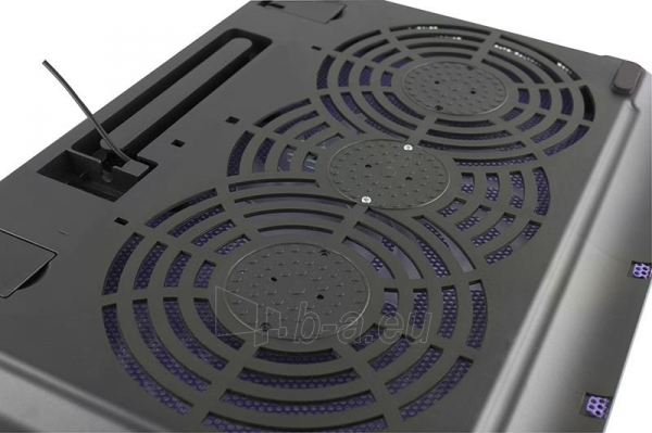 NB stovas Logic LCP-09 violetinė Paveikslėlis 3 iš 4 310820044631