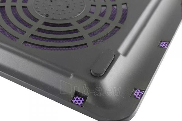 NB stovas Logic LCP-09 violetinė Paveikslėlis 4 iš 4 310820044631