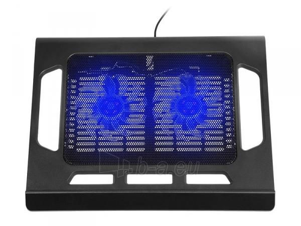 NB stovas Tracer Snowflake 2 ventiliatoriai Paveikslėlis 3 iš 6 310820044488
