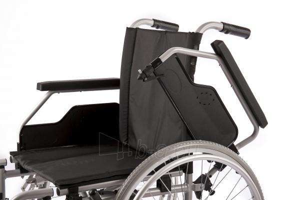 Neįgaliojo vežimėlis LightMan Start 04-030-2, 39 cm Paveikslėlis 3 iš 9 310820146284