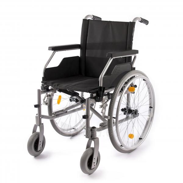 Neįgaliojo vežimėlis LightMan Start 04-030-2, 39 cm Paveikslėlis 4 iš 9 310820146284