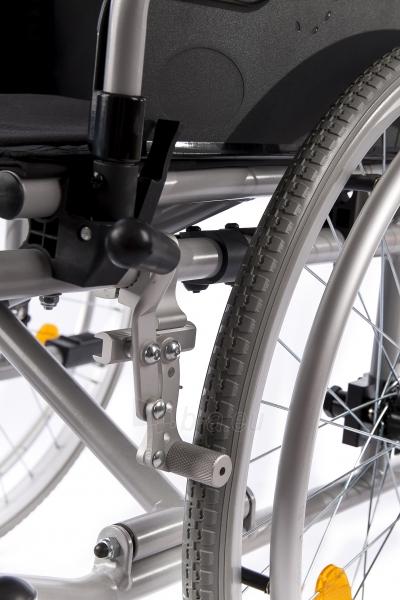 Neįgaliojo vežimėlis LightMan Start 04-030-2, 39 cm Paveikslėlis 9 iš 9 310820146284