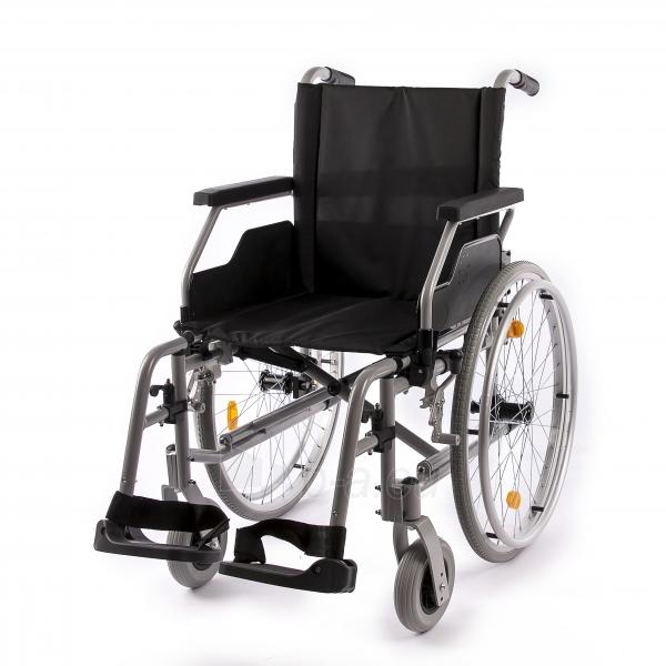 Neįgaliojo vežimėlis LightMan Start 04-030-2, 42 cm Paveikslėlis 1 iš 9 310820146281