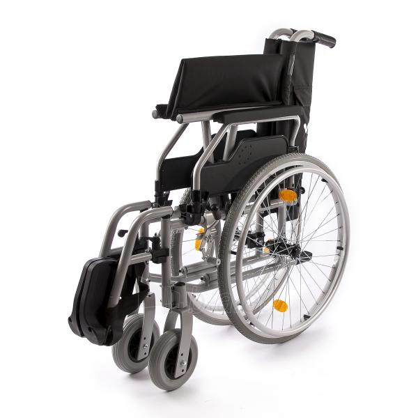 Neįgaliojo vežimėlis LightMan Start 04-030-2, 42 cm Paveikslėlis 7 iš 9 310820146281