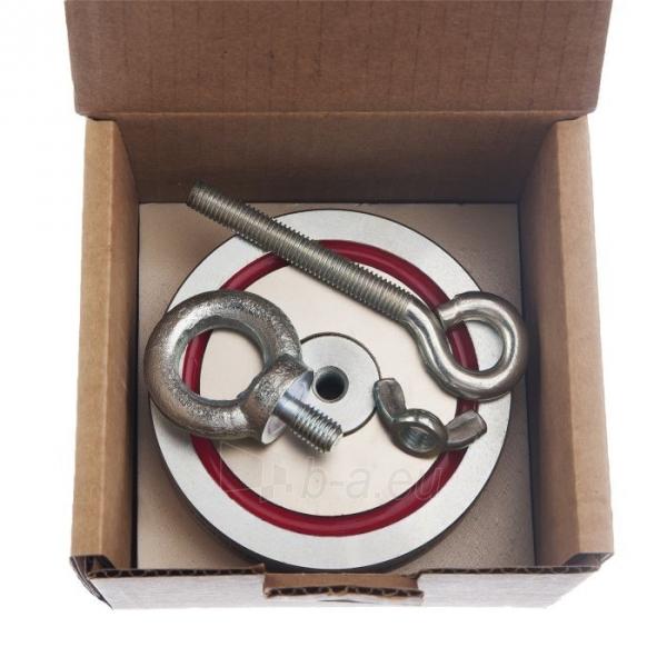 Neodimio paieškos magnetas (dvipusis) Nepra 800kg 2F400 Paveikslėlis 3 iš 5 310820171233