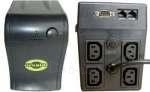 ORV UPS 1000VA (4)IEC320/RJ45 BLACK Paveikslėlis 1 iš 1 250254300204