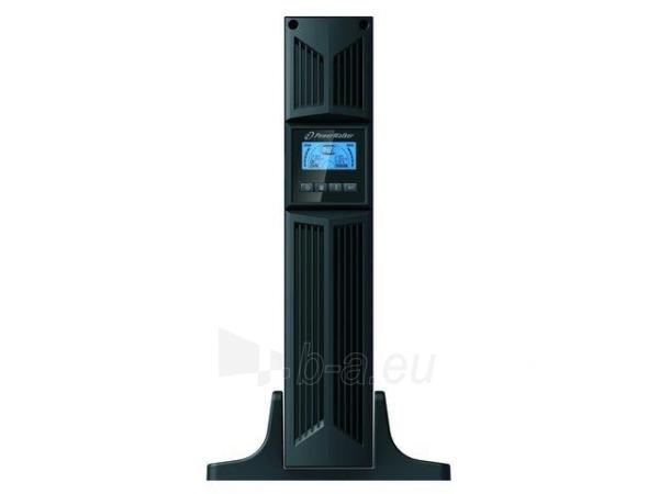 Power Walker UPS Line-Interactive 1000VA, 19 2U, 4x IEC, RJ11/RJ45, USB, LCD Paveikslėlis 2 iš 5 250254301121