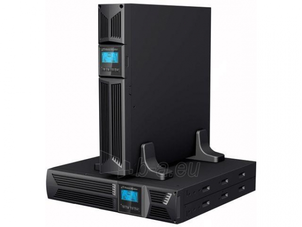 Power Walker UPS Line-Interactive 1000VA, 19 2U, 4x IEC, RJ11/RJ45, USB, LCD Paveikslėlis 4 iš 5 250254301121
