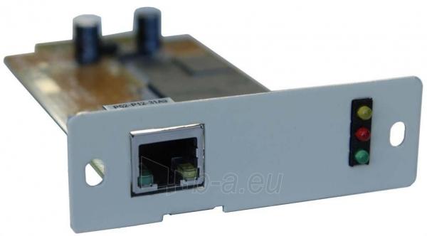 SNMP card for Liebert PSI3G UPS Paveikslėlis 1 iš 1 250254301133