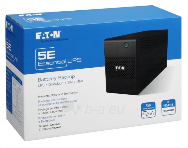 UPS Eaton 5E 650i Paveikslėlis 4 iš 4 250254301164