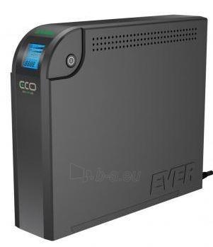 UPS Ever Eco 1000 LCD Paveikslėlis 1 iš 2 250254301045