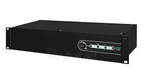 UPS Ever Eco Pro 700 CDS Rack 19 2U Paveikslėlis 1 iš 2 250254300994