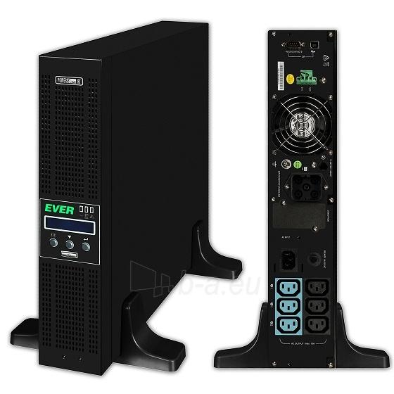 UPS Ever Powerline RT 2000 Paveikslėlis 1 iš 1 250254300823