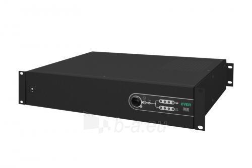 UPS Ever Sinline 1200 Rack 19 2U NEW Paveikslėlis 1 iš 2 250254300995