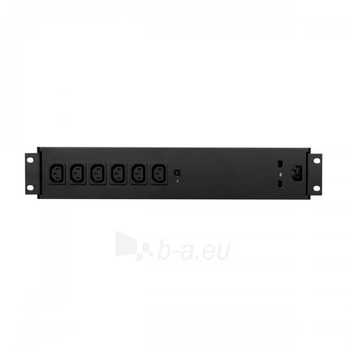 UPS Ever Sinline 1200 Rack 19 2U NEW Paveikslėlis 2 iš 2 250254300995