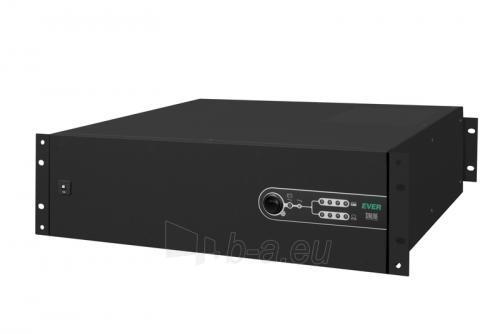 UPS Ever Sinline 1600 Rack 19 3U NEW Paveikslėlis 1 iš 2 250254300996