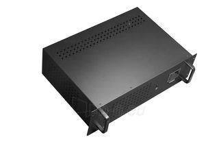 UPS Gembird Rack 1500VA, 1200WAT, RJ11, USB Paveikslėlis 2 iš 6 250254300850