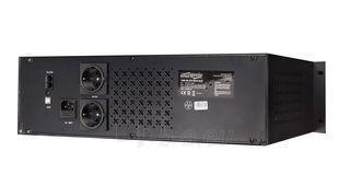 UPS Gembird Rack 1500VA, 1200WAT, RJ11, USB Paveikslėlis 3 iš 6 250254300850