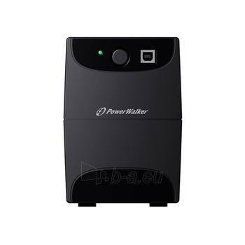UPS Power Walker Line-Interactive 850VA 2x 230V PL OUT, RJ11 IN/OUT, USB Paveikslėlis 1 iš 3 250254300976