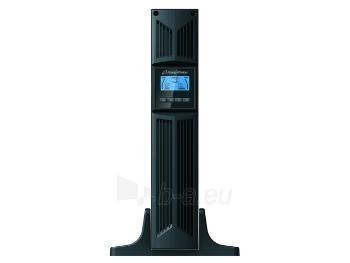 UPS Power Walker On-Line 2000VA, 19 2U, 8x IEC, RJ11/RJ45, USB/RS-232, LCD Paveikslėlis 3 iš 5 250254300988