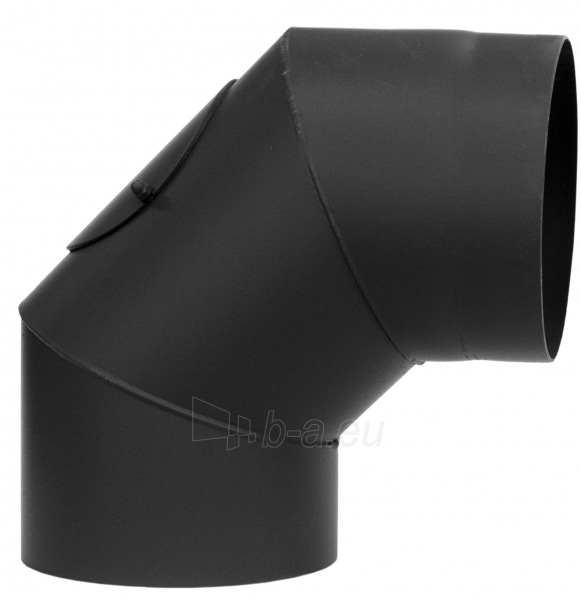 Nereguliuojama elbow 130/90 su pravala Paveikslėlis 1 iš 2 310820161473