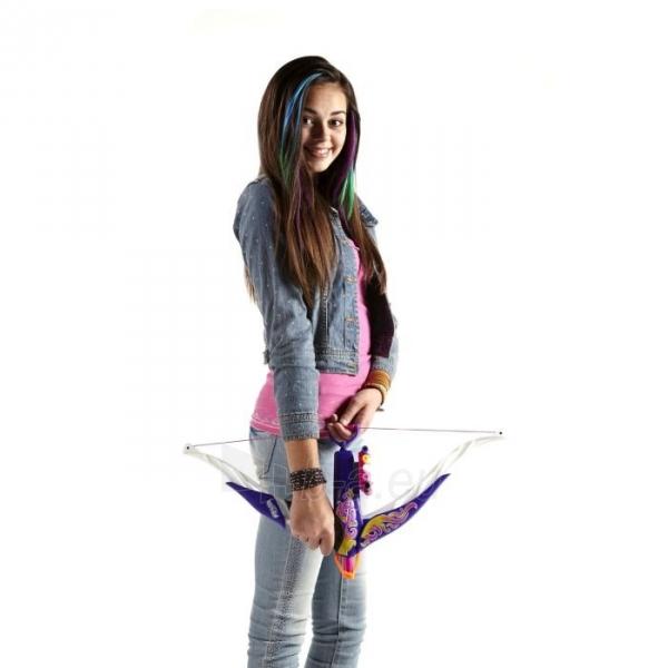 NERF A7324 / A6130 žaislinis lankas Heartbreaker Bow, сиреневый Paveikslėlis 3 iš 5 310820050591