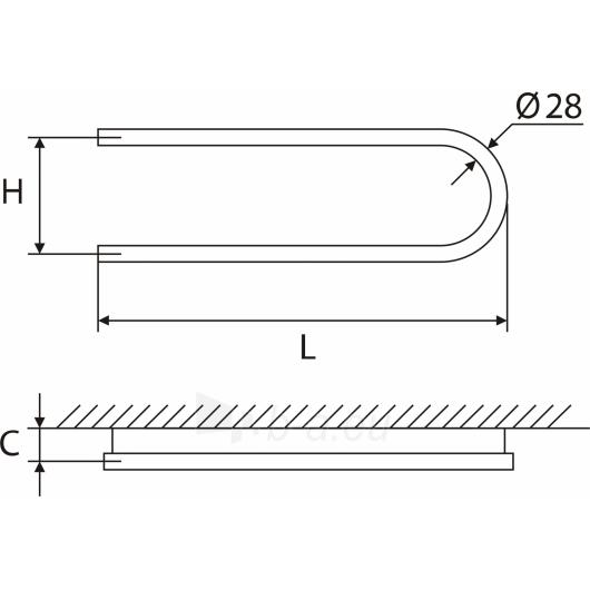Nerūdijančio plieno gyvatukas Elonika EN 200/260/270 S/SD Paveikslėlis 1 iš 4 270651000422