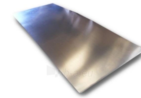 Nerūdijančio plieno lapas 0.5x1250x2500 Paveikslėlis 1 iš 1 210910000004