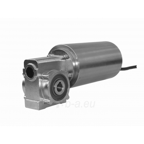 Nerūdijančio plieno motoreduktorius MRS14c-2/WRSH2 0.37kW 1/6 Paveikslėlis 1 iš 1 222721000364