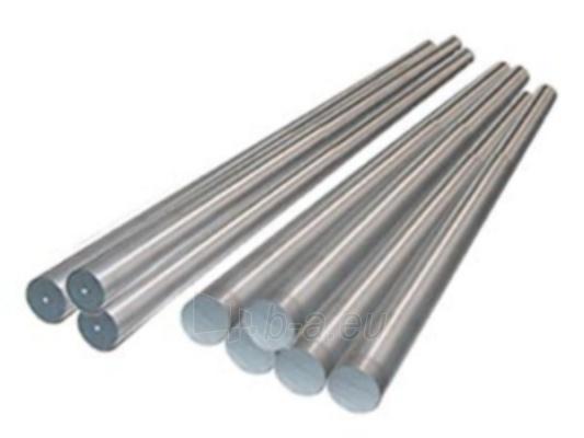 Nerūdijančio plieno strypas d8mm 1.4301 Paveikslėlis 1 iš 1 210930000005