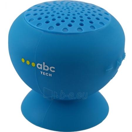 Nešiojama garso kolonėlė ABC TECH 134607 ABC Tech Speaker Waterproof Blue (Blue) Paveikslėlis 1 iš 1 310820114477