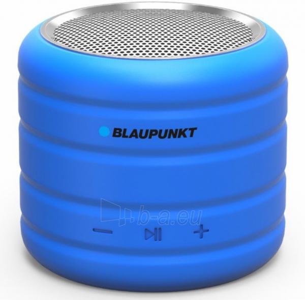 Nešiojama garso kolonėlė Blaupunkt BT01BL Paveikslėlis 1 iš 1 310820152758