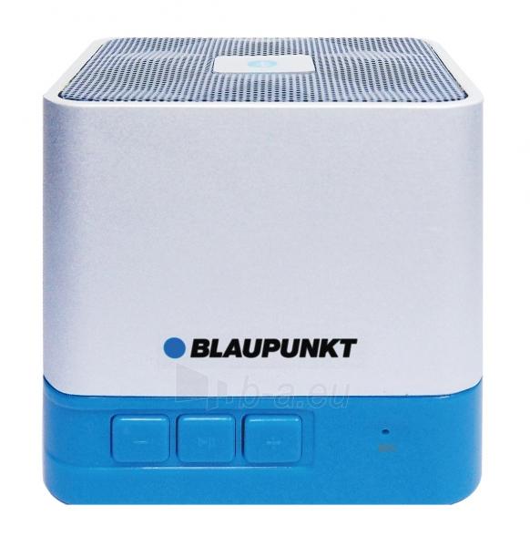 Nešiojama garso kolonėlė Blaupunkt BT02WH SD/USB/AUX Paveikslėlis 1 iš 1 310820152760