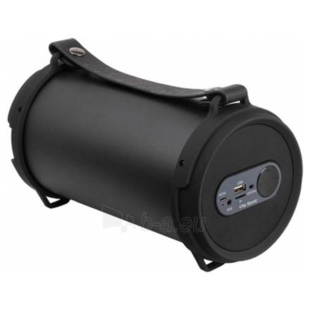 Nešiojama garso kolonėlė ClipSonic Compatible Bluetooth® boombox speaker TES162 1, 12 W Paveikslėlis 1 iš 3 310820124516