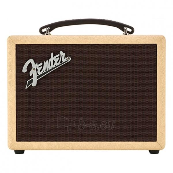 Nešiojama garso kolonėlė FENDER BT SPEAKER INDIO BLONDE Paveikslėlis 1 iš 1 310820218976