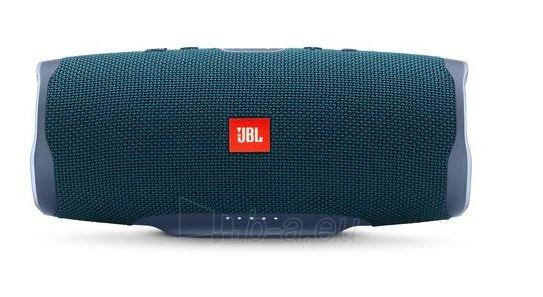 Nešiojama garso kolonėlė JBL Charge 4 blue Paveikslėlis 1 iš 7 310820167589