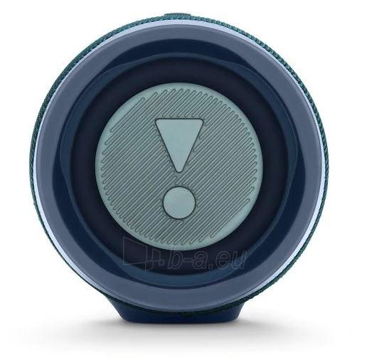 Nešiojama garso kolonėlė JBL Charge 4 blue Paveikslėlis 5 iš 7 310820167589