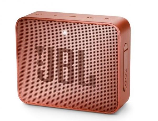 Nešiojama garso kolonėlė JBL GO 2 cinnamon Paveikslėlis 1 iš 6 310820167500