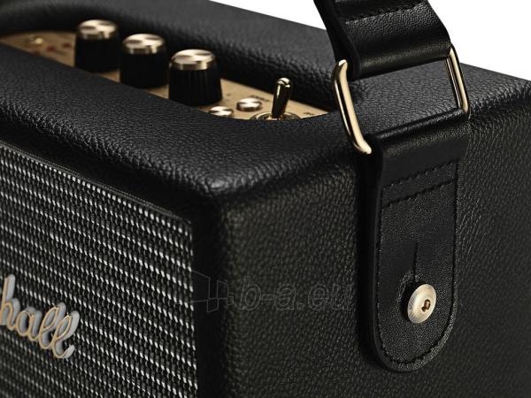 Nešiojama garso kolonėlė Marshall Kilburn black Paveikslėlis 3 iš 3 310820167566