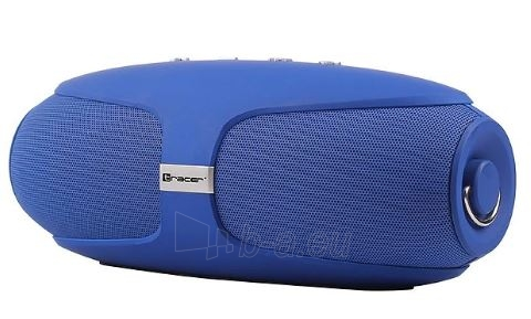 Nešiojama garso kolonėlė Tracer Wrap BT Blue 46255 Paveikslėlis 1 iš 4 310820215454