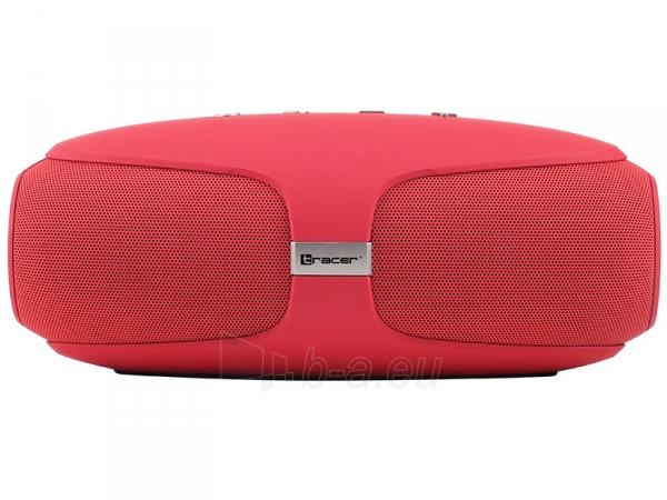 Nešiojama garso kolonėlė Tracer Wrap BT red 46256 Paveikslėlis 1 iš 4 310820215461