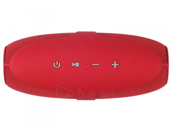 Nešiojama garso kolonėlė Tracer Wrap BT red 46256 Paveikslėlis 2 iš 4 310820215461